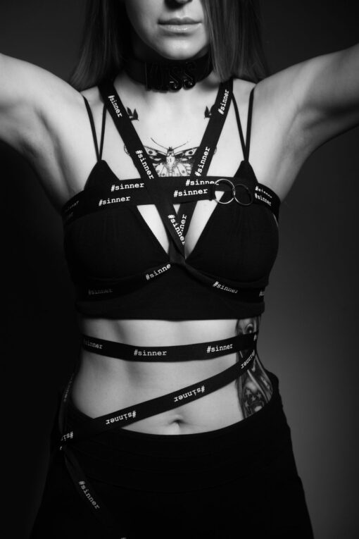 sinner-choker multifunctional